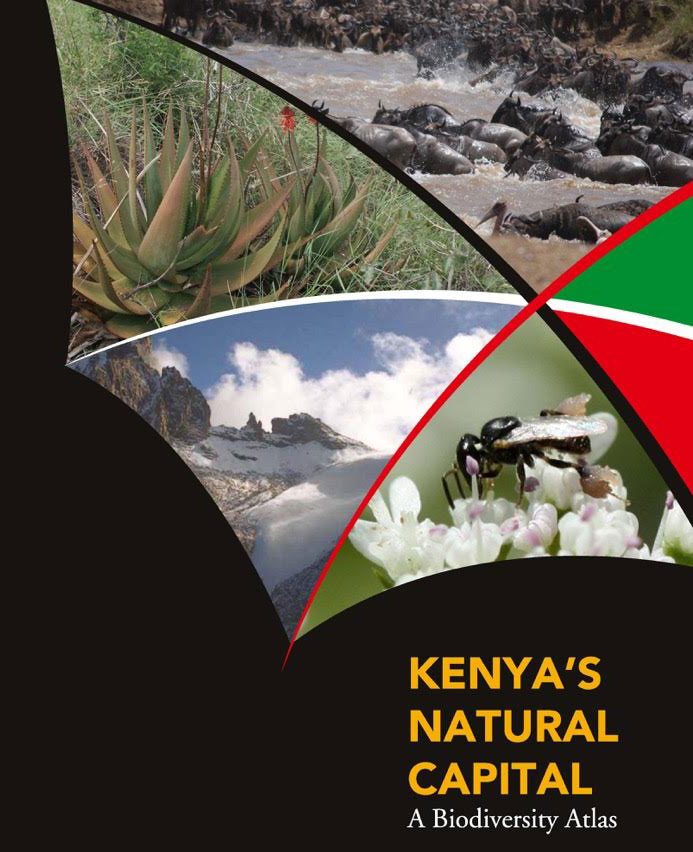 New Biodiversity Atlas of Kenya's Natural Capital