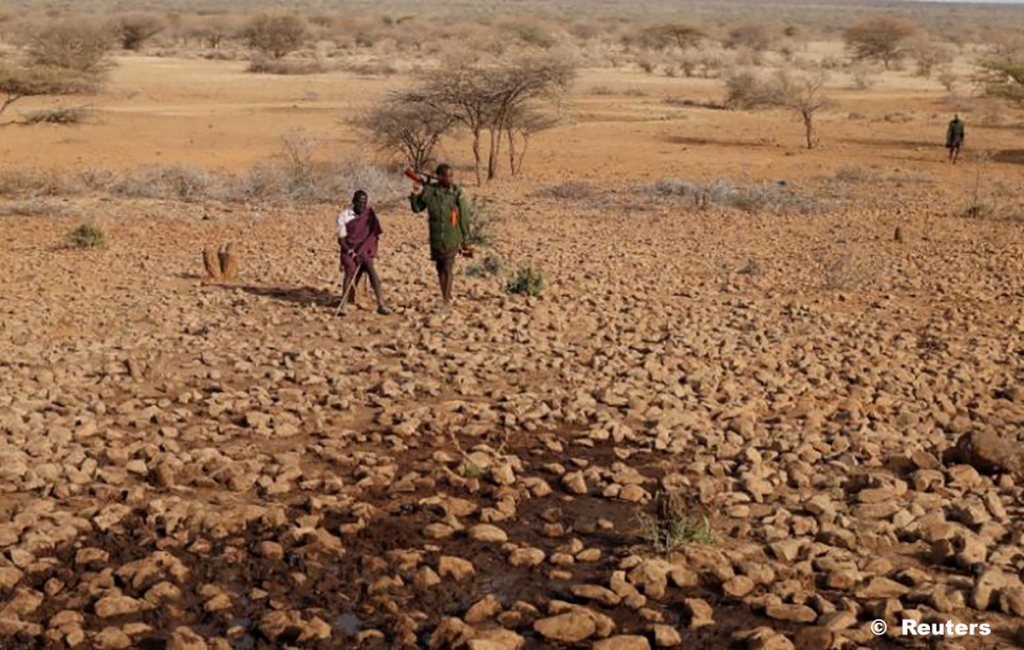 In drought-hit Kenya, fairer sharing of rivers helps keep the peace