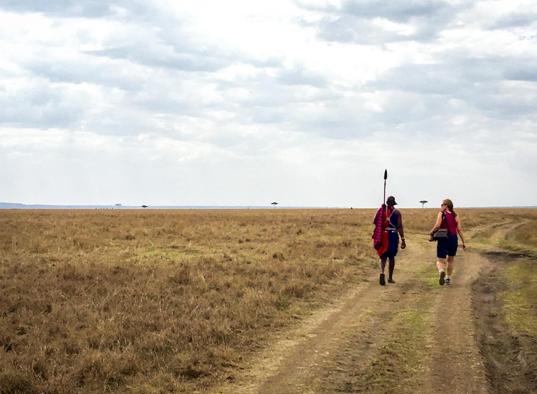 30-Masai & Jacquie Walk About - CG